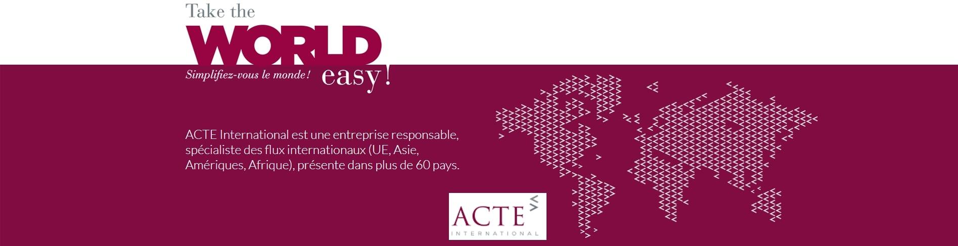 Acte International témoignage altica